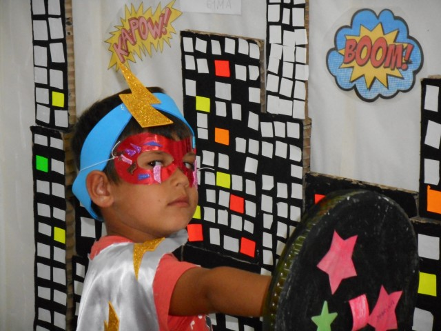 Campamento de verano 2015 summer camp: GRACIAS A TODOS/AS!
